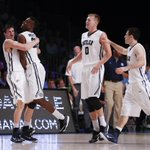 PHOTOS: @ButlerMBB knocks off No. 5 UNC in the Bahamas. Just like everyone predicted… http://t.co/t9EpFeD7ne http://t.co/JE8IFBYw5j
