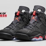 ICYMI: The Air Jordan 6 Retro Black/Infrared 23 drops #BlackFriday! DETAILS: http://t.co/zwL78GoCoJ http://t.co/RrSAfUQGXP