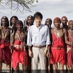 [映画]大沢たかお&石原さとみ、ケニアロケ敢行!さだ名曲映画化に真木よう子ら豪華キャスト http://t.co/e9QLUwxXyN http://t.co/JfkXIidNse