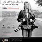 RT @LizKreutz: I am SO honored + excited to be working with @CanonUSApro @canonusa They always have my back! http://t.co/DemM6Tq43j http://…