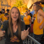 Look inside the best student section in the land #Inferno #CampFargo http://t.co/WJvu2MGxTf http://t.co/j43m8ofEq7
