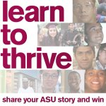 Have you shared your success story with us? You could win tix to @ASUgammage or @footballASU: http://t.co/kTbVT39aXx http://t.co/ZGeaDvKyDQ