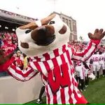 .@UWBuckyBadger cant give high fives #AxeWeek http://t.co/7xP0pLyZVe