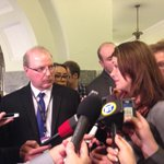 Wildrose leader Danielle Smith says to her former friend Kerry Towle is now just a member of the PC party #cbc http://t.co/OCUUVM4WL5