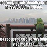 Los memes más divertidos del reajuste de 500 mil pesos a parlamentarios http://t.co/i530WyF0yb http://t.co/JjKMvrhD4O