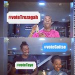"Thanks Leonel.!! #VoteGOITSE RT @DJWizardMZ: Voting all the 2 #Trezegah #Tayo #Goitse and #Idris !! #BBHotshots http://t.co/L3UkzgqXNL"""