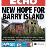 Tomorrows South Wales Echo front page http://t.co/7IUWAt4pcf