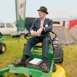 Here's @Nick_Hewer on a big tractor. You're welcome. #theapprentice http://t.co/iqEfRMeuan