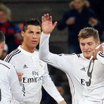 FINAL: Basilea 0 - 1 Real Madrid (Cristiano, 35) #BASvsRealMadrid #RMLive http://t.co/DPkk31zeTh