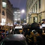 Darren Wilson do your time! Being Black is not a crime! Streets of London right now. #LondonToFerguson http://t.co/vWR85b4IFu