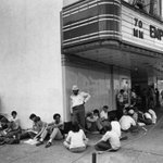 #starwars In line for The Empire Strikes Back http://t.co/LOsZBYKZoV