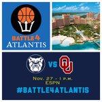 Dawgs vs Sooners tomorrow at 1 pm on ESPN #Battle4Atlantis http://t.co/dIpLMdZo9P