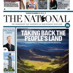 "#yes ""@RogMull: What a brilliant front page for tomorrows @ScotNational !! https://t.co/9oQEapIswT"" Just stunning rt"