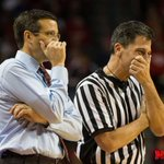 .@CoachMiles, you know what they say, secrets dont make friends. Photos: http://t.co/TfW0XmrHK1 #Nebrasketball http://t.co/e5MR116nUQ