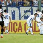 O Cruzeiro atuará todo de branco logo mais. Superstição ou não, foi assim que o time fez 6x1 no maior rival, em 2011. http://t.co/u5knKQ0Ind