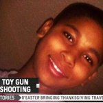 Video shows police shooting 12-year-old Tamir Rice upon arriving on scene http://t.co/BWelyOAkra http://t.co/Jy21fIZdqz