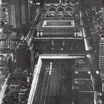 Pennsylvania Station From Above, 1922 | #NYC #NY | http://t.co/8TIxiQMPnh | http://t.co/zvktGfYh9n