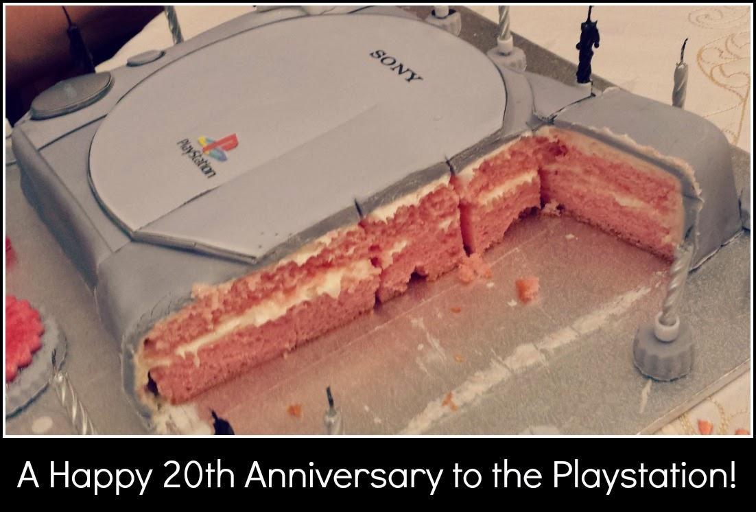 Happy anniversary PlayStation! http://t.co/i2PBM3t5O7