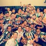 É CAMpeão! No vestiário do Mineirão, atletas comemoram o título da Copa do Brasil! #Galo! http://t.co/fh99mbYyW2 http://t.co/59hPcqO1Wm