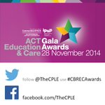 One more sleep! Tweet us with the #CBRECAwards hashtag & join the conversation. #Canberra http://t.co/LXC1N3xO4Y