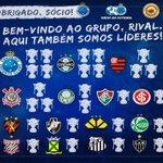 Vou nessa! Boa noite para quem é TETRA CAMPEÃO BRASILEIRO! http://t.co/bfYrPpxRV5