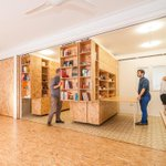 This tiny shape-shifting apartment transforms into a five-room home http://t.co/DoALXLheOv http://t.co/I1bgRoCz4M