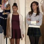 "When asked by her dad if she would like to pet Cheese the turkey, Malia Obama responded ""Nah"" http://t.co/ghO4n7BhUz http://t.co/LaH6Ori7gy"
