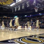 Mount St. Marys vs. @TieDyeNation .....highlights on @WFMY at 11pm http://t.co/f2nMFbEsYo