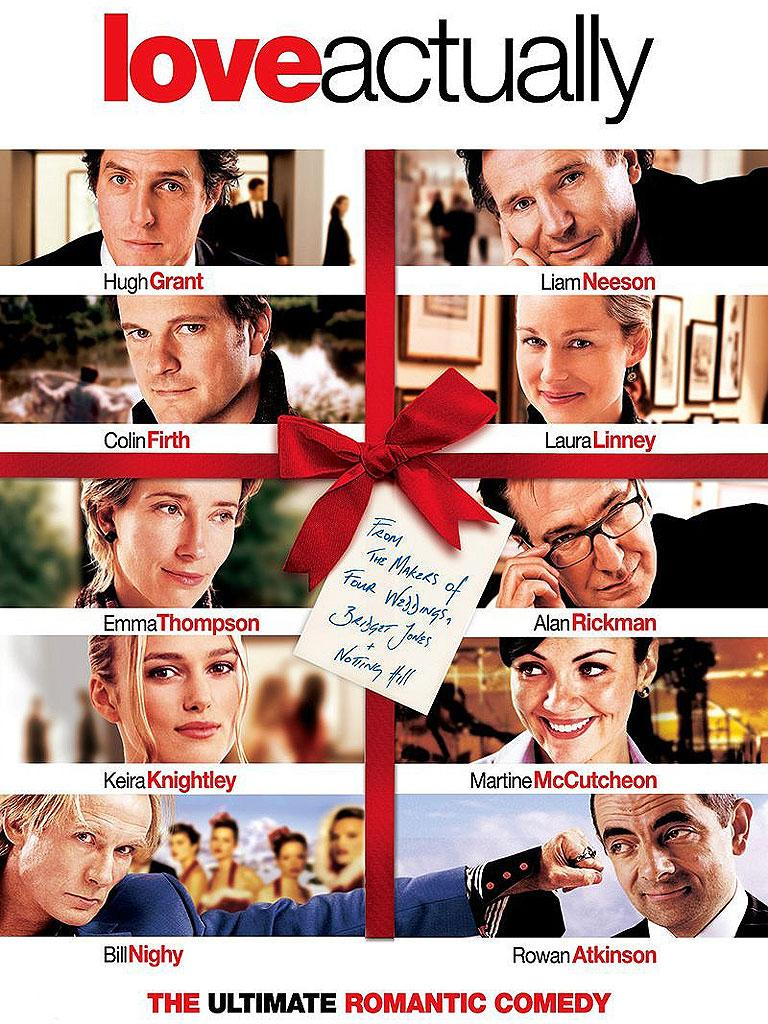 Hey, LoveActually fans: This might ruin the movie for you