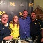 Coach Hoke and @brandymancan with @m_imshaug and me. #GoBlue #Beatohio http://t.co/I37dER41Ar