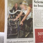 @kristy_m22 w @EtxebarriaNaroa & CarrieGraf at launch @UniCanberra Masters in High Performance Sport (@canberratimes) http://t.co/yBxx2DqAqW