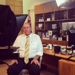 I have just recorded my Christmas message for all ADF members #youradf #auspol #Christmas http://t.co/T2ClS8yz48