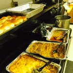 A Homemade Thanksgiving Eve Feast for our #BarnesUMC #FeedingMinistry Guests. 11.26.14 http://t.co/PFCzqykrkB