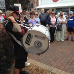 . @SchoolofRock here as chief cheerleader! #OurABC http://t.co/4lsPxQCcqg