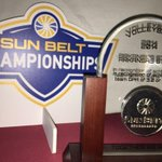 @SunBelt Team Academic Award. Winning in the classroom and on the court! http://t.co/1Nl0un3G7s