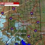 "RADAR UPDATE 8:40PM: Light snow spreading into SW Indiana. 2.5"" snow rptd nearby Effingham, IL #Inwx #ILwx @FOX59 http://t.co/7f4JYlOrr7"