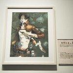 「進撃の巨人」展を一足先に取材中、上野の森美術館で開催 http://t.co/plg5heM6Hs 後ほど展覧会画像を追加します http://t.co/IgbucbANYw