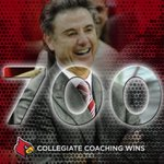 RT to help us congratulate Coach Rick Pitino for earning his 700th win tonight!  #ItsGood2Be #CardNation #L1C4 http://t.co/Q0Um3acC6g