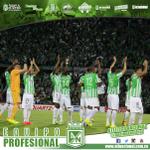 El verde es finalista de la Copa Total Sudamericana. #ElMorumbifueNuestro #VamosporlaSudamericana http://t.co/EQnXoVHDiO