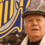 Murió Don Ángel Tulio Zof, símbolo del fútbol del interior. El pueblo aurinegro le envía todos los respetos. Q.E.P.D. http://t.co/2ptOTfzXYv