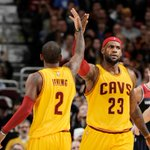 Cavs get back to .500 with 113-87 win over Wizards. LeBron James finishes with 29 Pts, 10 Reb, 8 Ast for Cleveland. http://t.co/JvTFtGCYza