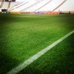 No gramado da Arena Corinthians, você não encontra nenhuma irregularidade, caso queira bater um pênalti. Boa noite! http://t.co/VPhLCRbV8d