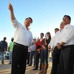 Presidente municipal @gilbertohiratac recorre viaducto en construcción con SCT #PiensaEnGrande #Ensenada http://t.co/4oLZFcWH6i