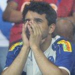 Tristeza cruzeirense depois do revés na Copa do Brasil http://t.co/tISd570y4K http://t.co/uI9RgHIpAr