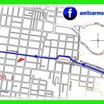 Aviso #tráficoGT. Mañana marcha ANAM, a las 09:00 horas, saliendo de Hipódromo para Congreso. http://t.co/BjPYSJ6p6c
