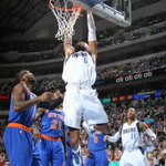 .@tysonchandler pulled down 25 rebounds, the most by a Mav since 2005, as the @dallasmavs beat the Knicks http://t.co/mvkhcgngCm
