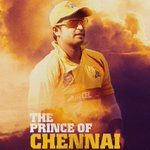 The Prince of Chennai.. The Pride of the a Super Kings! #HappyBirthdayRaina http://t.co/uyOTvGTice