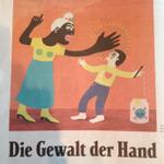 """Woche 3,Falter 48/14, S.14:Warum erhebt hier eine Schwarze """"mama"""" die hand gg ein weißes kind? @dernaro @maamikron42 http://t.co/UNmi5BytM0"""