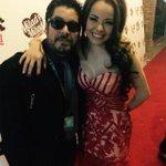"""""""@ArelyTellez: """"@memohiervas: @ArelyTellez Hasta que te dejas tomar una foto Rockstar http://t.co/nh3oGor0AA // amigoo que bonita pic!!!!"""""""