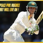 Life is uncertain. Our deepest condolences to Phil Hughes family and friends. May his soul Rest in Peace! http://t.co/fbQhk52XCu